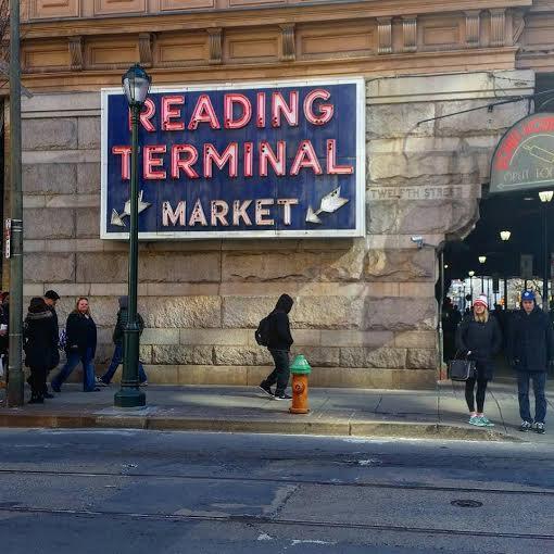 Reading Termnial 2